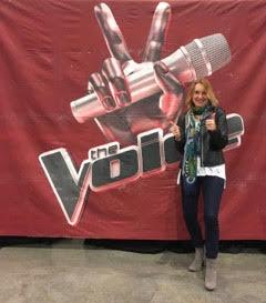 sabrina at the voice