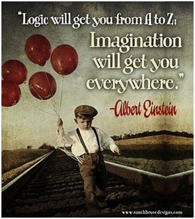 imagination everywhere