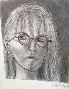 drawing brain