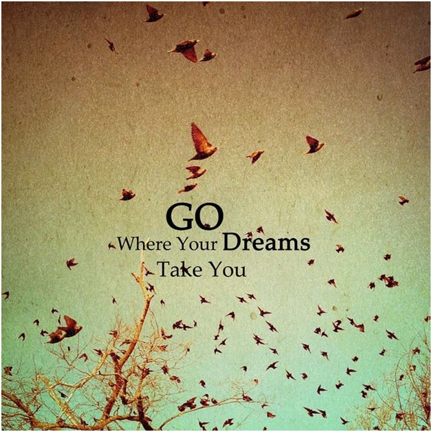 go with your dreams